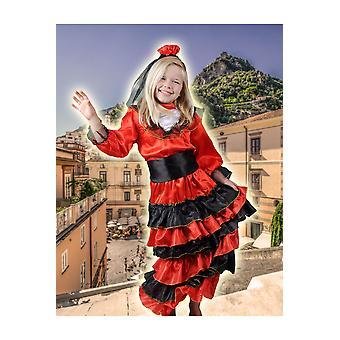 Pour enfants costumes filles fille espagnole Senorita