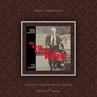 Ennio Morricone - In the Line of Fire [Vinyl] USA import