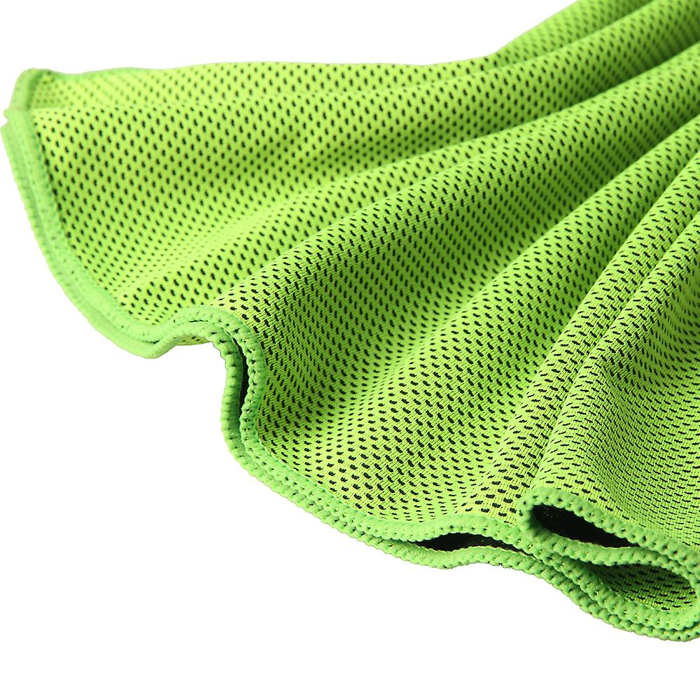 Tritina Cool Towel Neck Wrap for Beach Sports, Travel, Camping, Yoga, Workout long-lasting Ice Chill XL 80*32 cm / 32*13 inch
