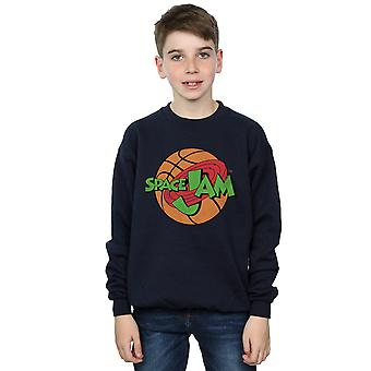 Space Jam Boys Simple Logo Sweatshirt