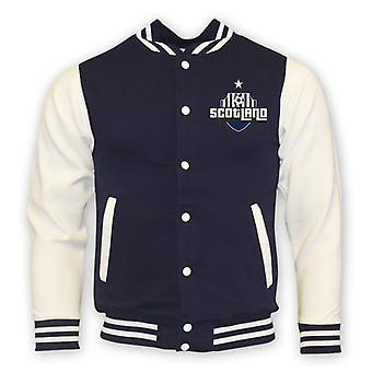 Scoția Colegiul de baseball jacheta (bleumarin)-copii