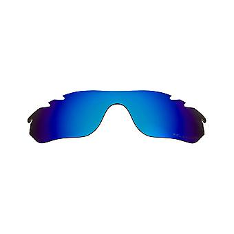 Polarized Replacement Lenses for Oakley Vented Radarlock Edge Sunglasses Blue Anti-Scratch Anti-Glare UV400 SeekOptics