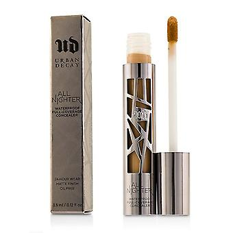 Urban Decay All Nighter wasserdichte volle Abdeckung Concealer - dunkel (neutral) - 3,5 ml / 0,12 Unzen