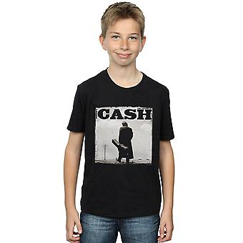 Johnny Cash jongens lopen Legend T-Shirt