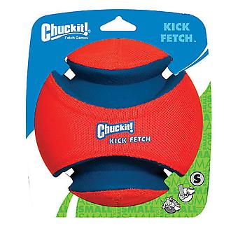 Chuckit Kick Fetch, een Interactive Dog Toy Small grootte 15cm