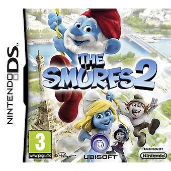 The Smurfs 2 (Nintendo DS) - Novo