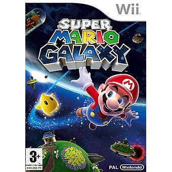 Super Mario Galaxy (Wii)-fabriek verzegeld