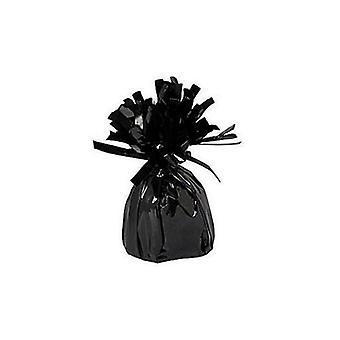 Ballon gewicht folie verpakt zwart