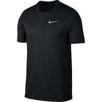 Nike hengittää ajaa Top 904634010 runing vuonna miehistä t-paita