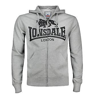 Lonsdale menns Zip hettegenser Krafty