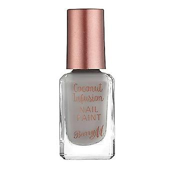 Barry M D # Barry M kokosnoot infusie Nail Paint - Storm