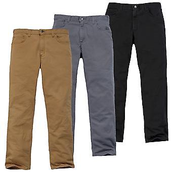 Carhartt menns bukser 5 Pocket Rigby