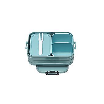 Rosti Mepal Midi Bento Lunch Box, Nordic Green
