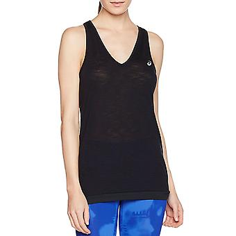 asics MotionDry Womens FuzeX Running Gym Lightweight Sleeveless Tank Top Vest