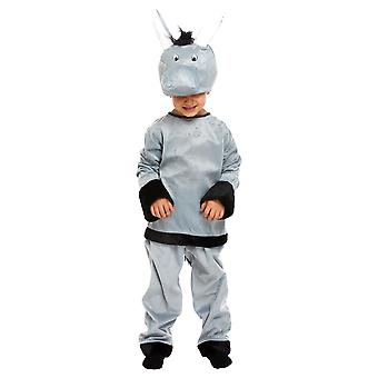 Christmas Shop Childrens/Kids Donkey Fancy Dress Costume