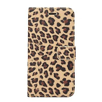 Leopard Wallet Case for Samsung Galaxy S9+