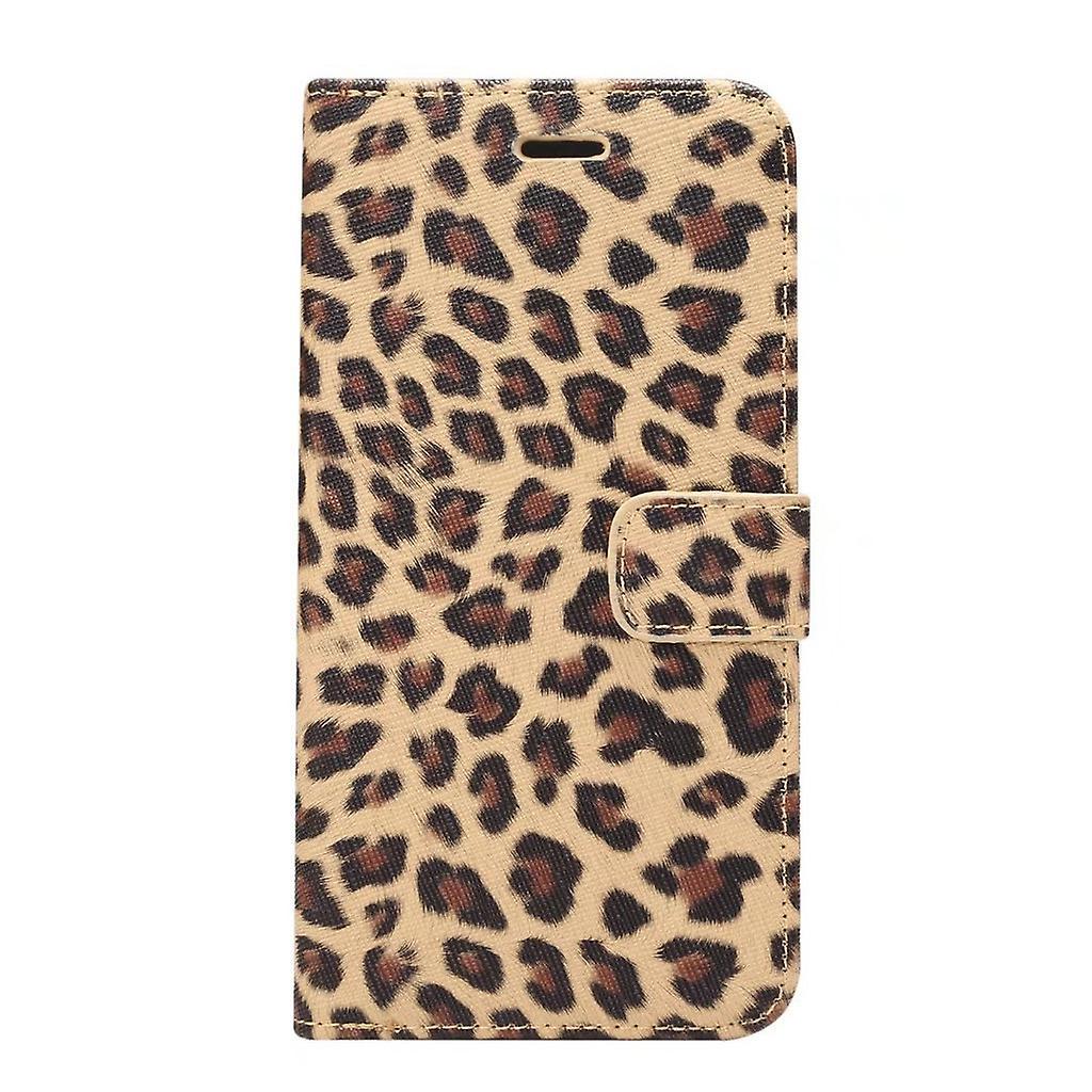 Leopard Wallet Case for Samsung Galaxy S9+