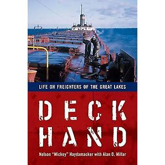 Jungman - livet på fraktfartyg för de stora sjöarna av Nelson Mickey Hayd