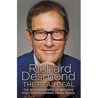 O negócio Real - a autobiografia de Medi mais controverso da Grã-Bretanha