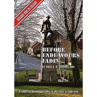 Vor Anstrengungen verblassen (14. Auflage) von Rose E.B. Coombs - 978187006