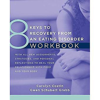 8 nøgler til nyttiggørelse fra en spiseforstyrrelse projektmappe (8 nøgler til Mental sundhed)