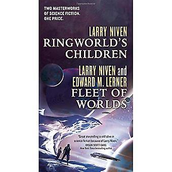 I bambini e la flotta di mondi di Ringworld