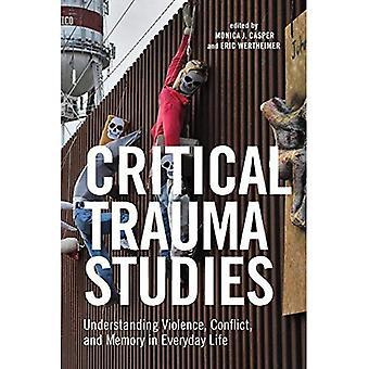 Kritischen Trauma Studien: Verständnis Gewalt, Konflikt und Erinnerung im Alltag