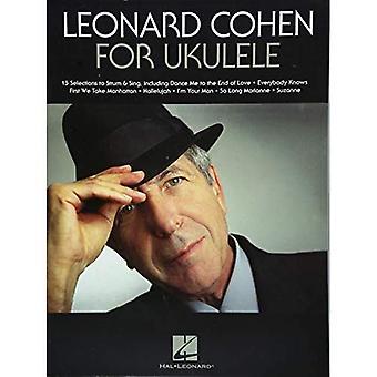 Leonard Cohen voor Ukulele