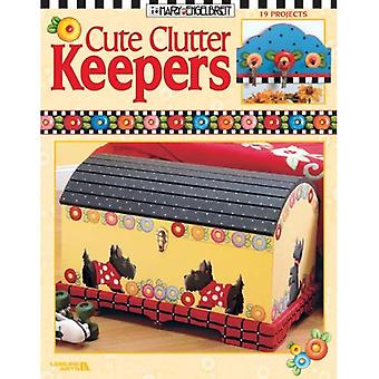 Cute Clutter Keepers