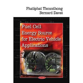 A PEM Fuel Cell Power Source for Electric Vehicle Applications