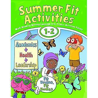 Summer Fit, First - Second� Grade