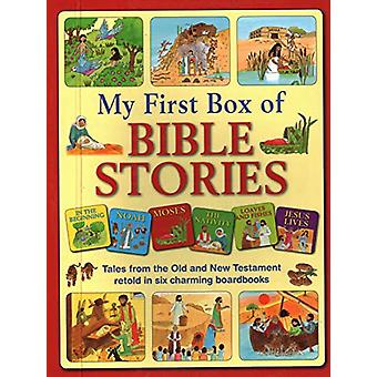 My First Box of Bible Stories by Jan Lewis - 9781861478542 Book