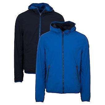 Colmar Royal Blue & Navy Reversible Hooded Jacket