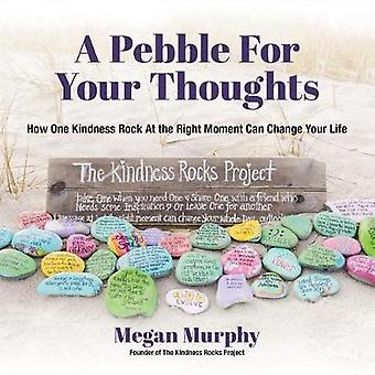 A Pebble for Your Thoughts - How One Kindness Rock At the Right Moment