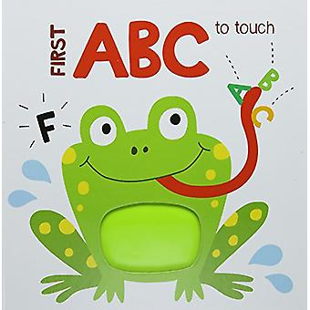 First concepts to touch - ABC by Yoyo Books - 9789463602754 Book
