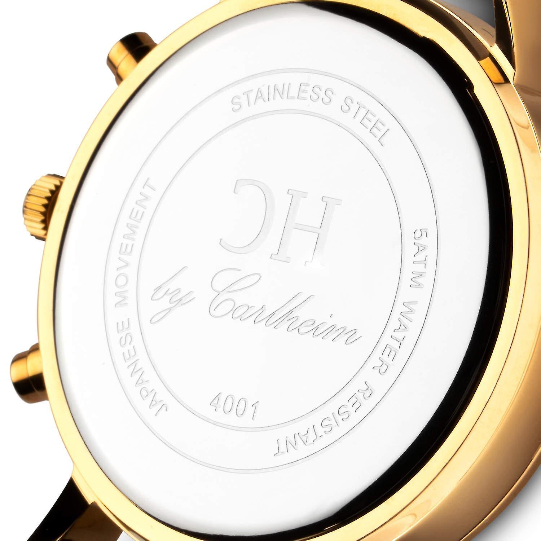 Carlheim   Armbandsur   Chronograph   Fanø   Skandinavisk design
