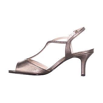 Caparros Womens Delicia Open Toe Special Occasion T-Strap Sandals