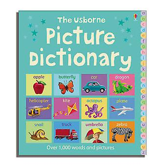 Picture Dictionary (New edition) by Felicity Brooks - Jo Litchfield -