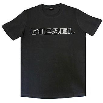 Diesel Umlt Jake T-Shirt - Grey