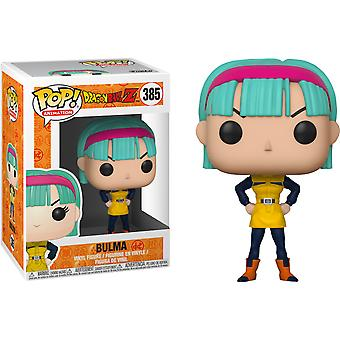Dragon Ball Z Bulma (Yellow) Pop! Vinyl