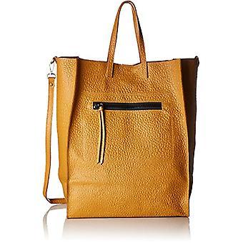 Chicca Bags 8622 Brown Women's shoulder bag (Tan) 46x34x16 cm (W x H x L)