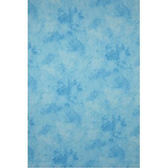 BRESSER BR-Y0880 waschbares Hintergrundtuch mit Muster 3x6m