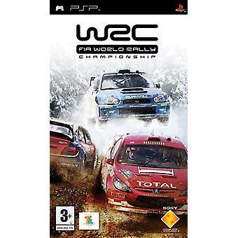 WRC World Rally Championship (PSP)-nya