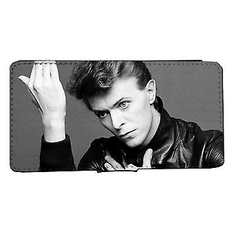 Samsung S9 Wallet Case David Bowie case Shell