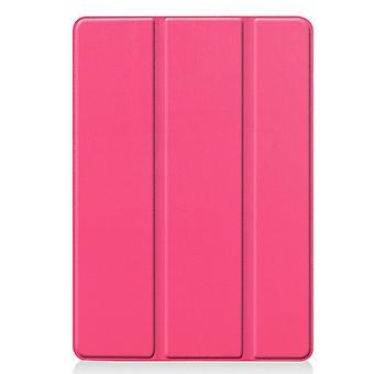 Apple iPad 10.2 2019 Slim Fit Tri-fold case-Rose