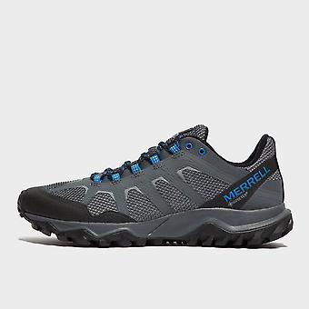 New Merrell Men's Fiery GORE-TEX Trail Shoe Dark Green