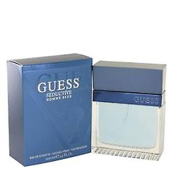 Denk dat Guess verleidelijke Homme blauwe Eau de Toilette 100ml EDT Spray