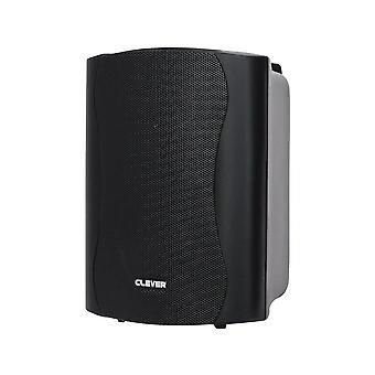 Clever Acoustics Bgs50t 100v Black Speakers (pair)