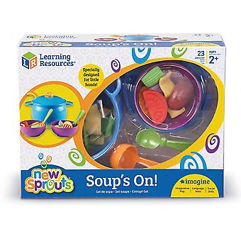 Learning Resources - New Sprouts Soup's On!