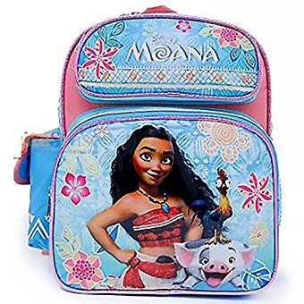 Small Backpack - Disney - Moana Blue/Pink 12